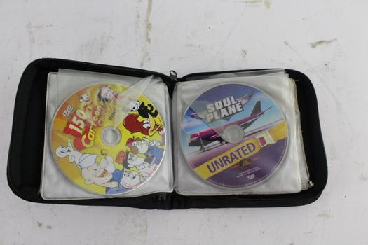 Assorted DVD Movies, 11 Pieces