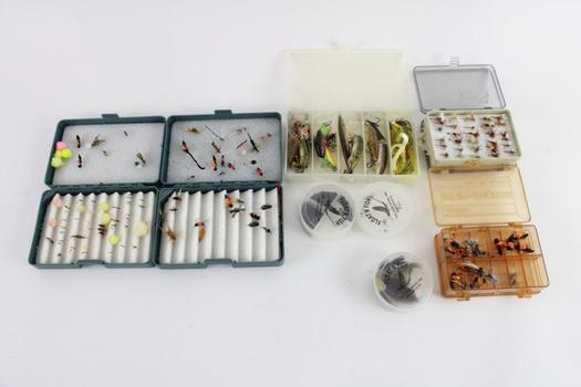 Assorted Hooks And More, 20+ Pieces