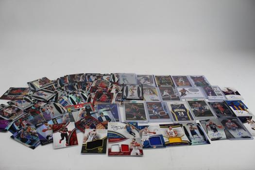 Assorted Sports Trading Cards, 30+ Cards