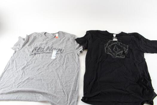Assortment Of Mens T-shirts 6 Pieces