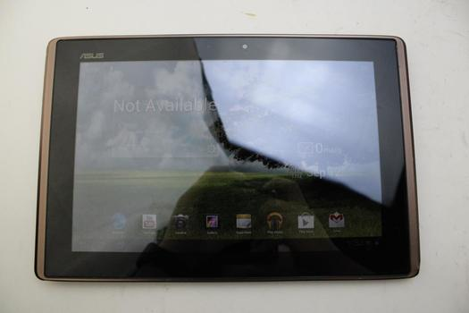 Asus Eee Pad Transformer Series Tablet, 16GB, Wi-Fi Only