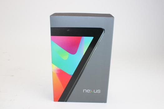 Asus Nexus Tablet