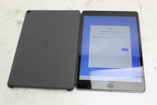 Asus ZenPad Z10, 32GB, Verizon, Google Account Locked, Sold For Parts