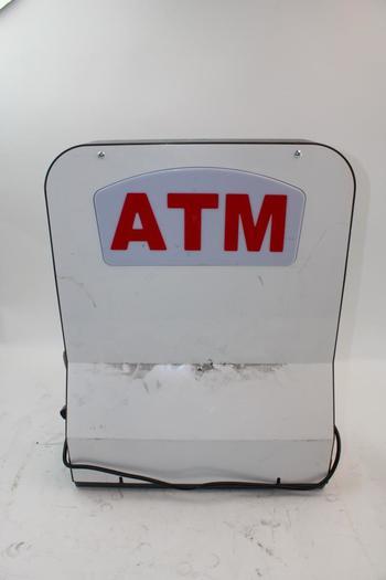 ATM Light Sign