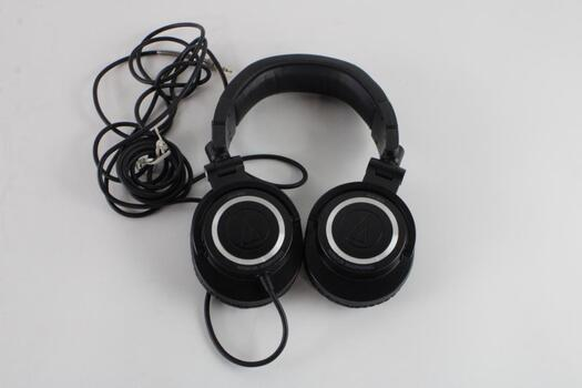 Audio Technica, Studio Monitor Headphones,