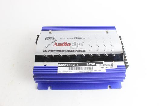 AudioPipe Amplifier