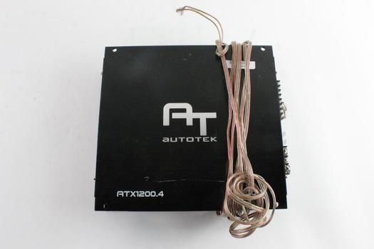 Autotek Amplifier