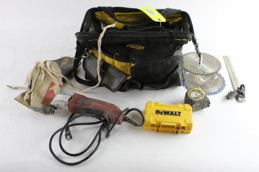 AWP Tool Bag With Tools, 5+ Pieces