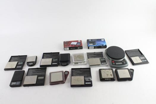 AWS Digital Scale, Cen-Tech Digital Scale, And More, 5+ Pieces