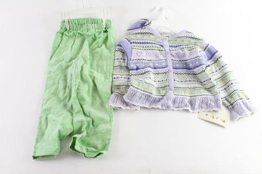 Baby Togs Sweater And Pants Set, Size 4T