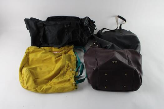 Bag 'N' Noun And Other Bags, 4 Pieces