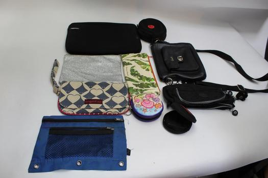 Bags, Pouches: Coach, Kipling, Beats, Tommy Bahama And More: 5+ Items