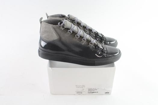 Balenciaga Croute De Cuir Men's Shoes, Size 8