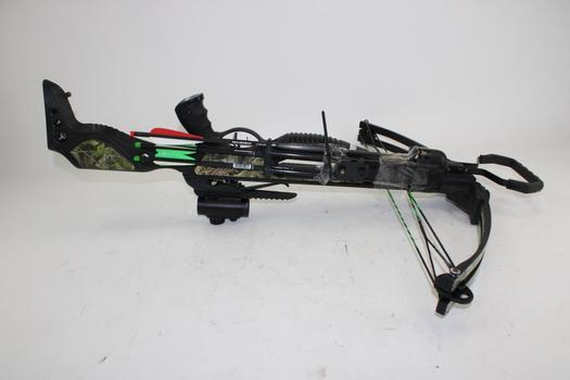 Barnett Crossbows Jackal Crossbow W/carbon & Other Arrows