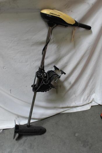 Bass Pro Shops Prowler 55lbs Thruster Trolling Motor