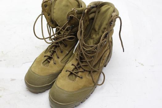 Bates Mens Boots, Size 10