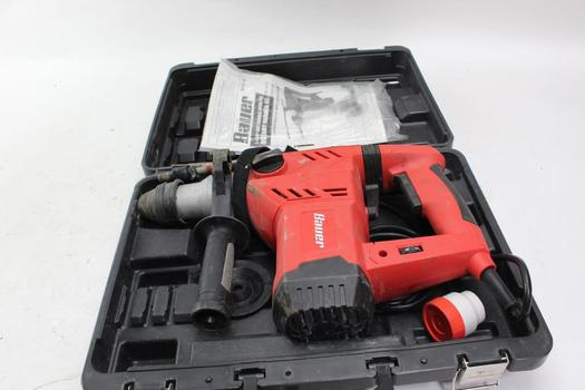 Bauer Rotary Hammer