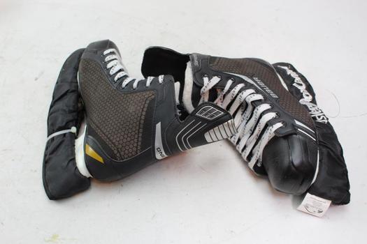 Bauer Supreme Ice Skates; Size Us 8.5