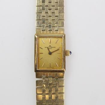 Baume & Mercier 14k Gold Dress Watch - Evaluated By Independent Specialist