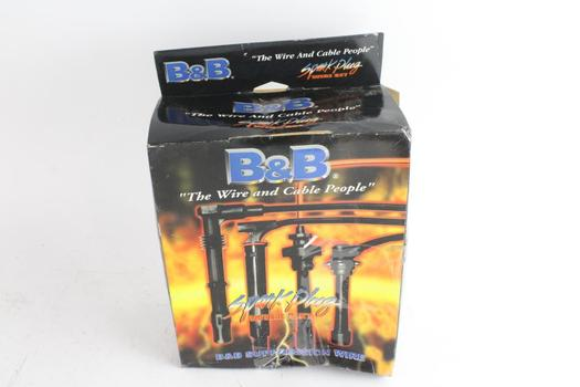 B&B Spark Plug Wire Set, For Ford Lincoln