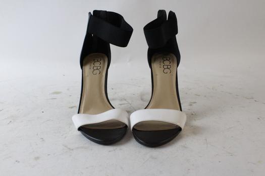 BCBG Womens PL Fanita Shoes, Size 8.5