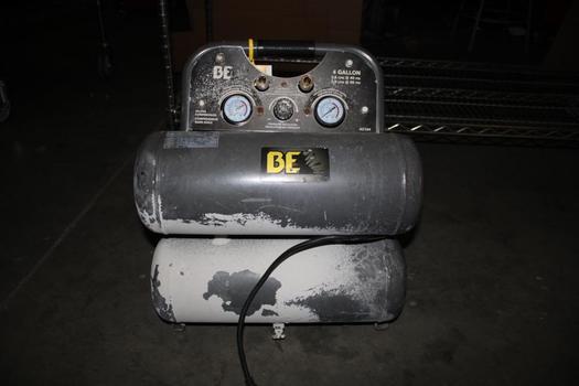 BE 4 Gallon Air Compressor