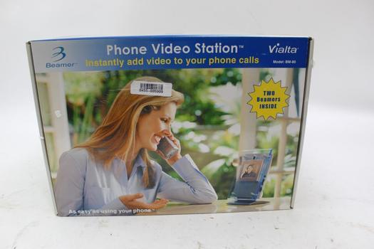 Beamer Phone Video Station