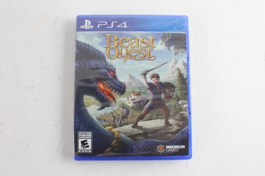 Beast Quest For Sony Playstation 4