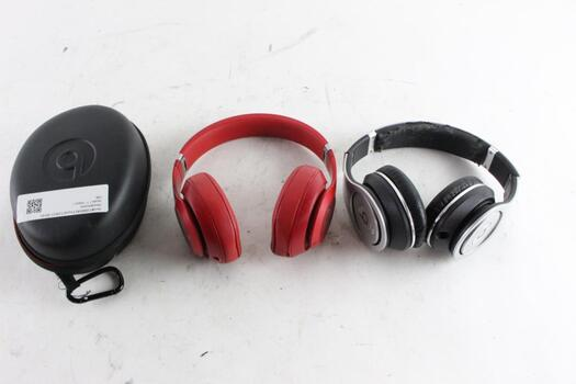 Beats And Beats By Dr. Dre Headphones, 2 Pieces