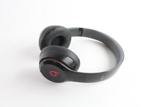 Beats By Dr. Dre Wireless Solo Headphones With Case
