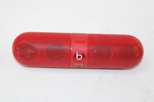Beats Pill Red Portable Speaker