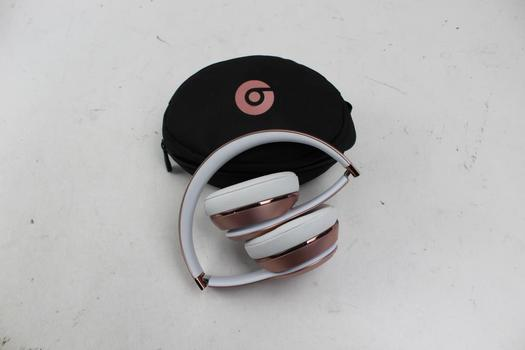 Beats Solo Wireless Headphones Pink