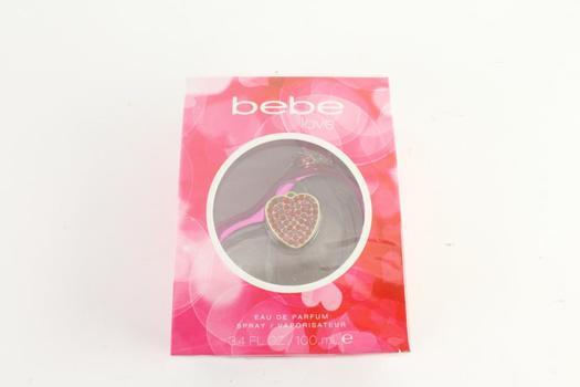 Bebe Love, Womens, Eau De Parfum, 3.4 Fl Oz.