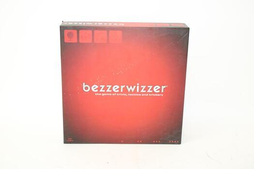 Bezzerwizzer Trivia Board Game