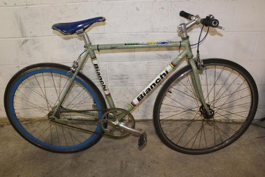 Bianchi Single Speed Road Bike