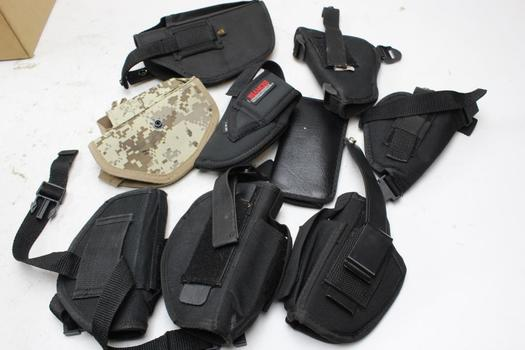 Bianchim Knj+ More Assorted Holster 9 Pieces