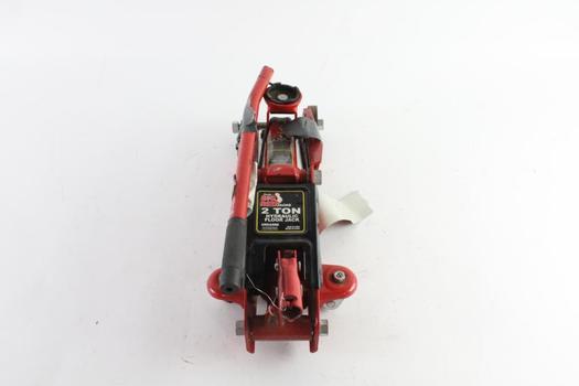 Big Red Jacks 2 Ton Hydraulic Floor Jack