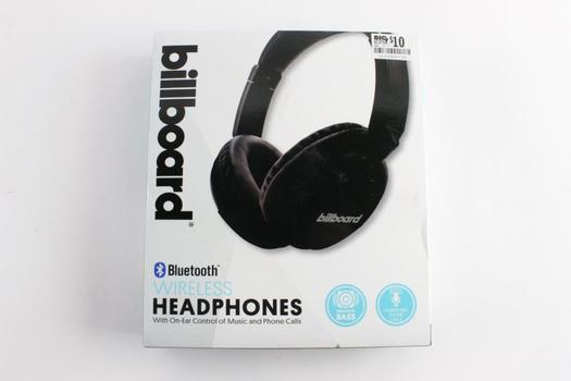Billboard Wireless Headphones