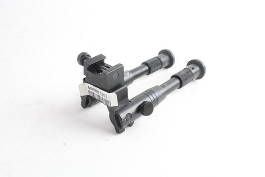Black Adjustable BiPod