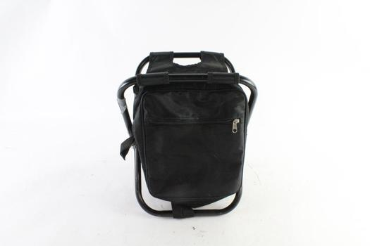 Black Cooler Bag Seat