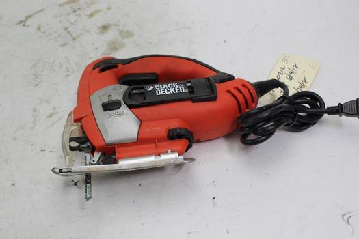 Black & Deck JS600 Jig Saw