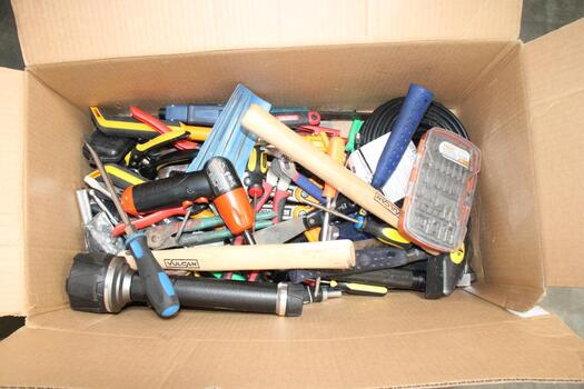 Black & Decker Drill , Stanley Screwdrivers And More