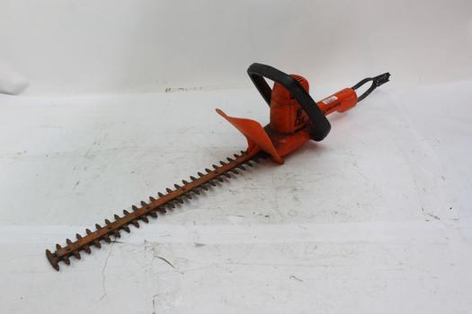 Black & Decker Electric Hedge Trimmer