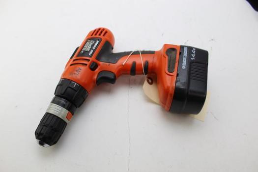 Black & Decker FSD142 Cordless Drill Driver