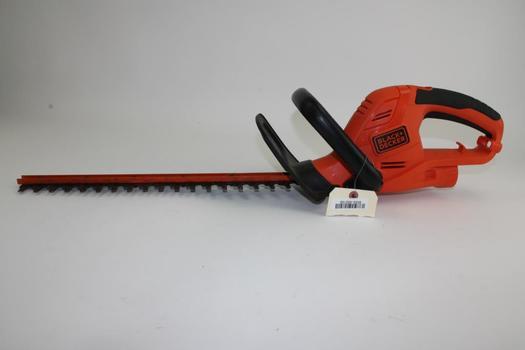 Black & Decker Hedge Trimmer
