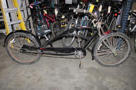Black Dyno Roadster Urban Bike