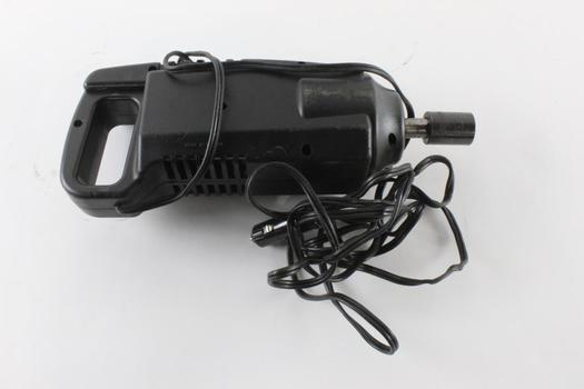 Black Impact Wrench With Case