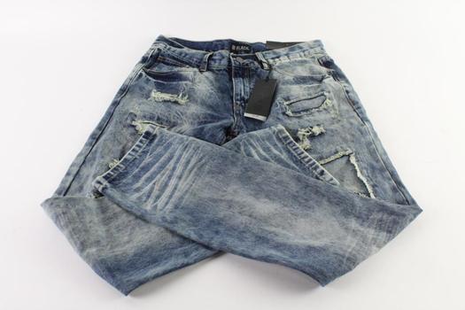 Black Premium Men's Jeans, Size 32x32