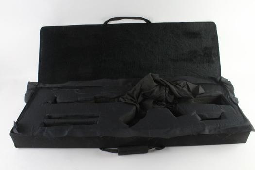 Black Soft Shell Rifle Case