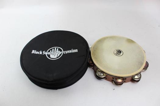 Black Swamp Percussion Tamborine